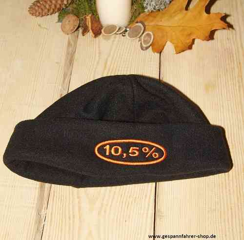 "Fleece-Cap ""10,5%"""