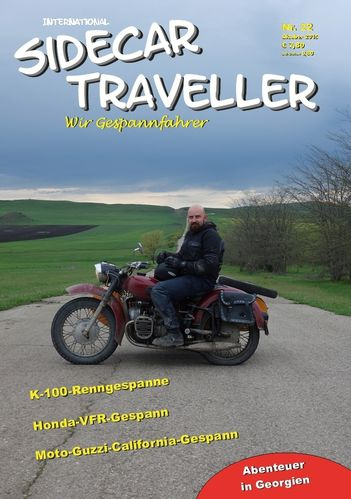 "Single Issue ""Sidecar Traveller"" Nr. 22"