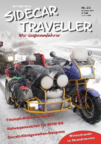 "Single Issue ""Sidecar Traveller"" Nr. 23"