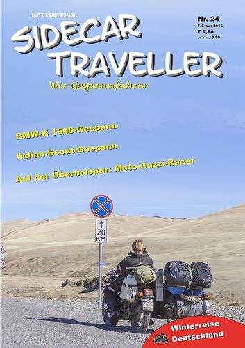 "Single Issue ""Sidecar Traveller"" Nr. 24"