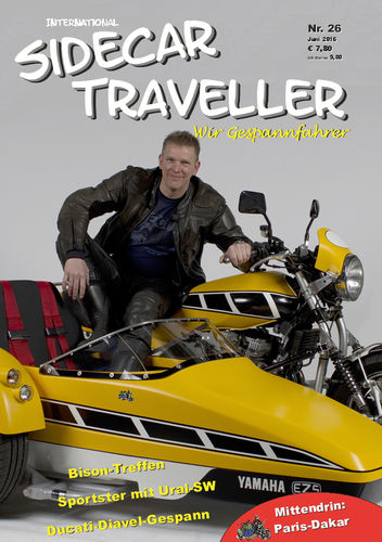 "Single Issue ""Sidecar Traveller"" Nr. 26"