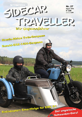 "Single Issue ""Sidecar Traveller"" Nr. 27"