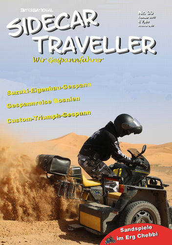 "Single Issue ""Sidecar Traveller"" Nr. 30"