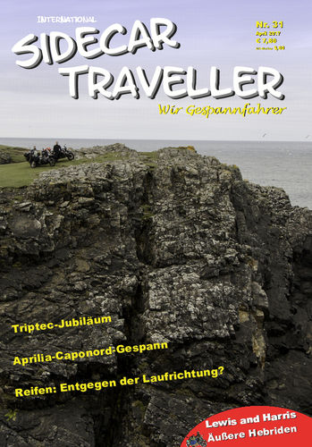 "Single Issue ""Sidecar Traveller"" Nr. 31"