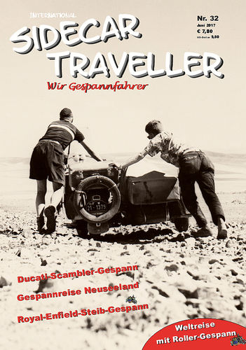 "Single Issue ""Sidecar Traveller"" Nr. 32"