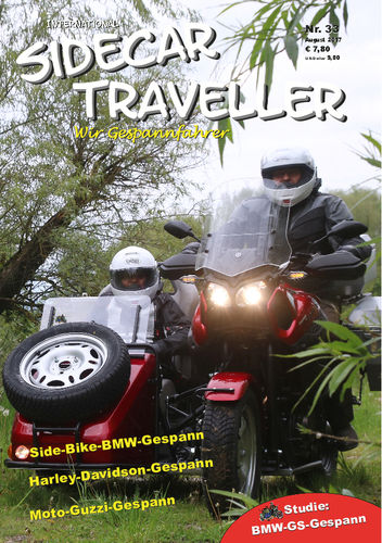 "Single Issue ""Sidecar Traveller"" Nr. 33"