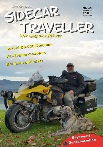 "Single Issue ""Sidecar Traveller"" Nr. 34"