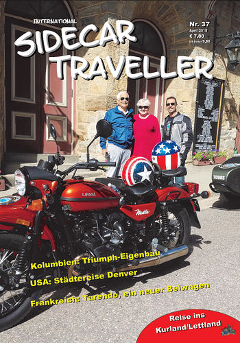 "Single Issue ""Sidecar Traveller"" Nr. 37"
