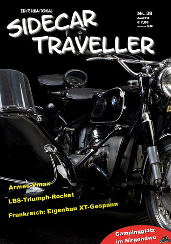 "Single Issue ""Sidecar Traveller"" Nr. 38"