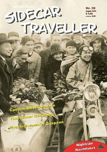 "Single Issue ""Sidecar Traveller"" Nr. 39"