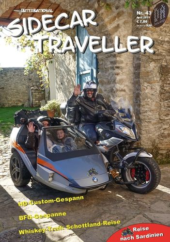 "Single Issue ""Sidecar Traveller"" Nr. 43"