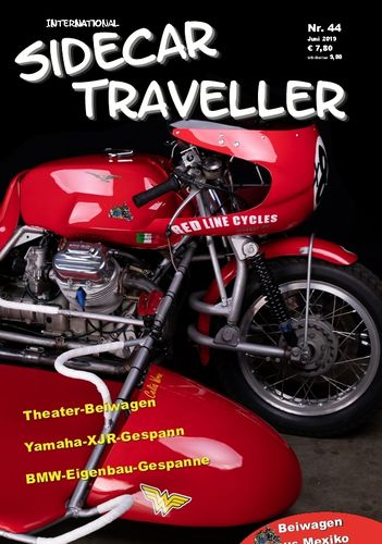 "Single Issue ""Sidecar Traveller"" Nr. 44"