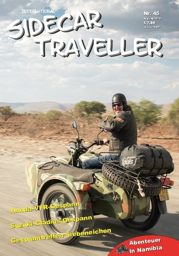 "Single Issue ""Sidecar Traveller"" Nr. 45"