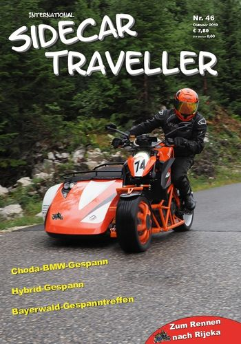 "Single Issue ""Sidecar Traveller"" Nr. 46"