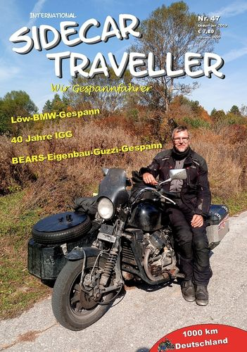 "Single Issue ""Sidecar Traveller"" Nr. 47"