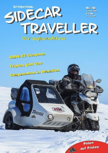 "Single Issue ""Sidecar Traveller"" Nr. 48"
