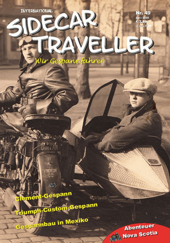 "Single Issue ""Sidecar Traveller"" Nr. 49"