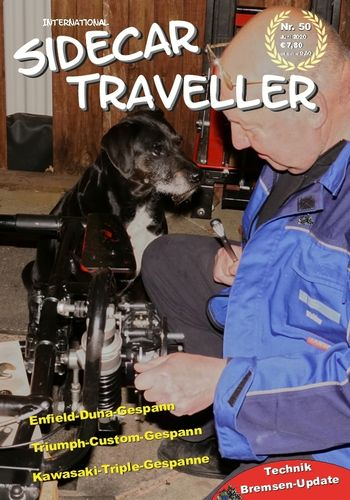 "Single Issue ""Sidecar Traveller"" Nr. 50"