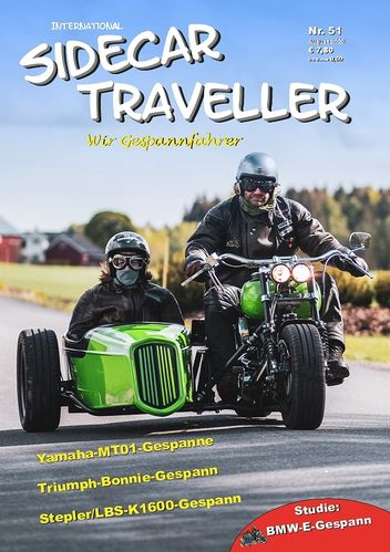 "Single Issue ""Sidecar Traveller"" Nr. 51"