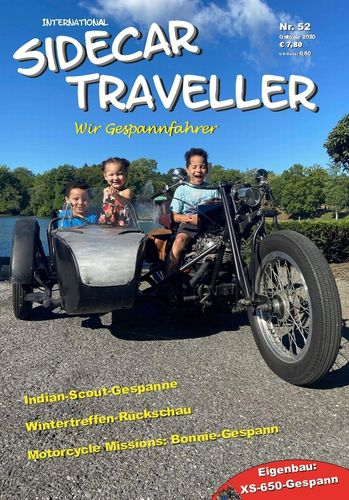 "Single Issue ""Sidecar Traveller"" Nr. 52"