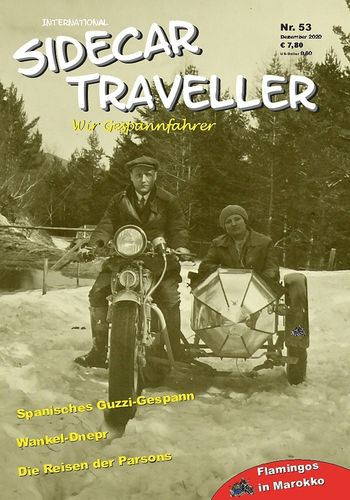 "Single Issue ""Sidecar Traveller"" Nr. 53"